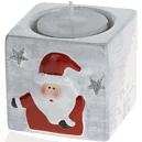 Božično novoletne sveče in svečniki