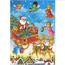 Božično novolete razglednice