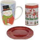Božično novoletni izdelki za dom in gospodinjstvo