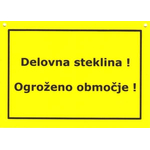 Tablice Darila Delovna Steklina