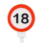 Sveča Prometni Znak 18