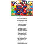 Verz Abraham – Najboljši oče