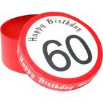 Darilna Škatla Za 60 Let Srednja Rojstni Dan