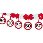 Girlanda Iz Papirja Prometni Znak 60 Let