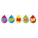 Girlanda Baloni 60
