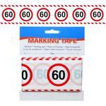 Trak iz pvc za označevanje - prometni znak 60, 15m