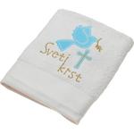 Brisača Za Krst Modra Ptica
