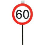 Darilo Prometni Znaki 60 Na Palici