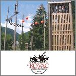 Adrenalin na Kolpi v dvoje, Hotel Kovač, Osilnica (Vrednostni bon, izvajalec storitev Kolpa, d.o.o.)