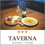 Darilni Bon Slovenska Kulinarika Taverna Jeruzalem