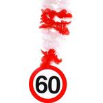 Dekorativa Party Ogrlica Prometni Znak 60