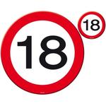 Set Prometni Znak 18