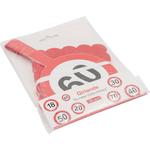 Girlanda iz papirja - prometni znak 60, 4m