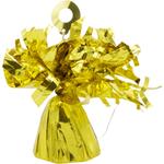 Utež za balone zlata - bonbon, 170g