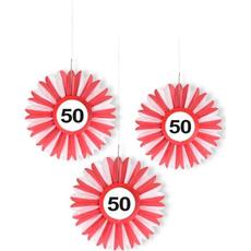 Dekoracija Prometni Znak 50