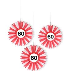 Dekoracija Prometni Znak 60