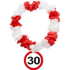 Hawaii Ogrlica Prometni Znak 30