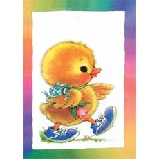 Voščilo Čestitka Rojstni Dan Račka Voščilnice Otroške