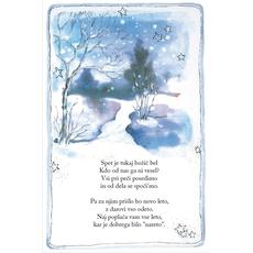 Božični verz – Bel božič