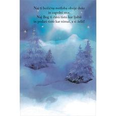 Božični verz – Božična svetloba - voščilo