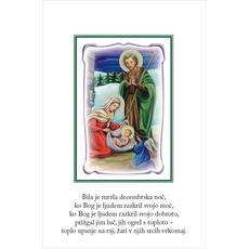 Božični verz – Mrzla decembrska noč