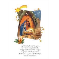 Božični verz – Toplo ognjišče