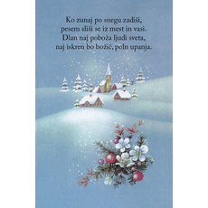Božični verz – Upanje