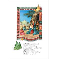 Božični verz – Vezi topline