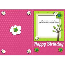 Čestitke za rojstni dan – Cvetoče livade