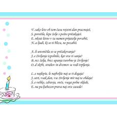 Čestitke za rojstni dan – Magistrale