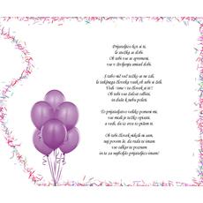 Čestitke za rojstni dan – Najboljšemu prijatelju