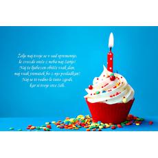 Čestitke za rojstni dan – Sladki trenutki