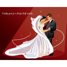 Poročni verz – ruski rek