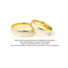 Poročni verz – Vedno pravi čas ljubezni - misel
