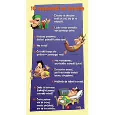 Tablice Darila 10 Zapovedi Za Lenuhe