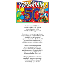 Verz Abraham – Krepak mož