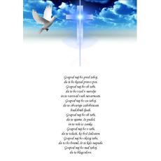 Verz za birmo – Gospod vsepovsod