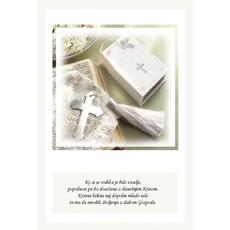 Verz za krst – Krstna belina