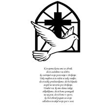 Verz za krst – Obljuba