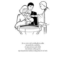 Verz za krst – Vabilo 3