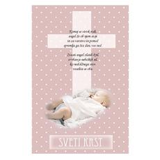 Verz za krst – Zvesti angel