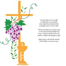 Verz za obhajilo – Sveti zakrament