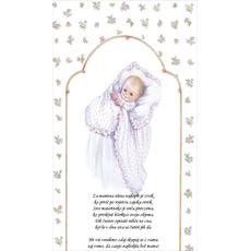 Verzi ob rojstvu punčke - Najlepši zvok
