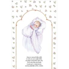 Verzi ob rojstvu punčke - Novo veselje