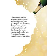Verzi za novo leto – Čas vladar