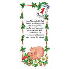 Verzi za novo leto – Mrzli decembrski dnevi
