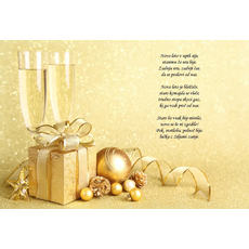 Verzi za novo leto – Zadnja ura