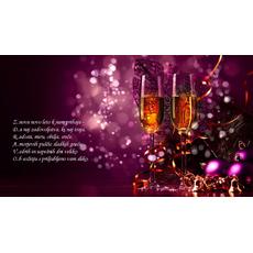 Verzi za novo leto – ZDRAVO