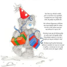 Verzi za rojstni dan – Nov kup želja