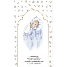 Voščilo ob rojstvu - Angelček